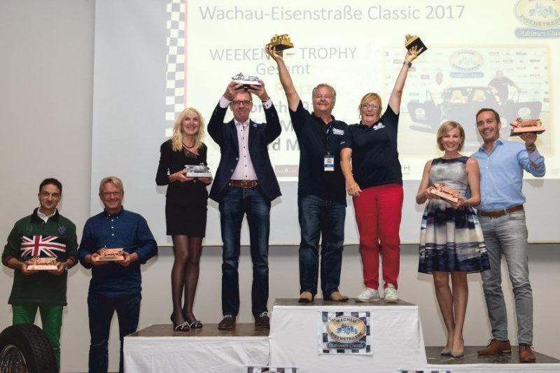 Sieger Weekend Trophy 2018