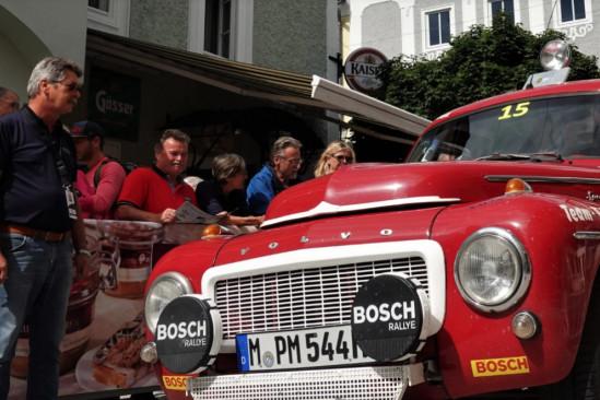 Passierkontrolle Waidhofen/Ybbs (Video)